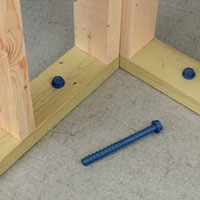 Tapcon® - Concrete® Anchors