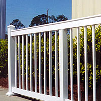 Moultrie - Decorative Railings